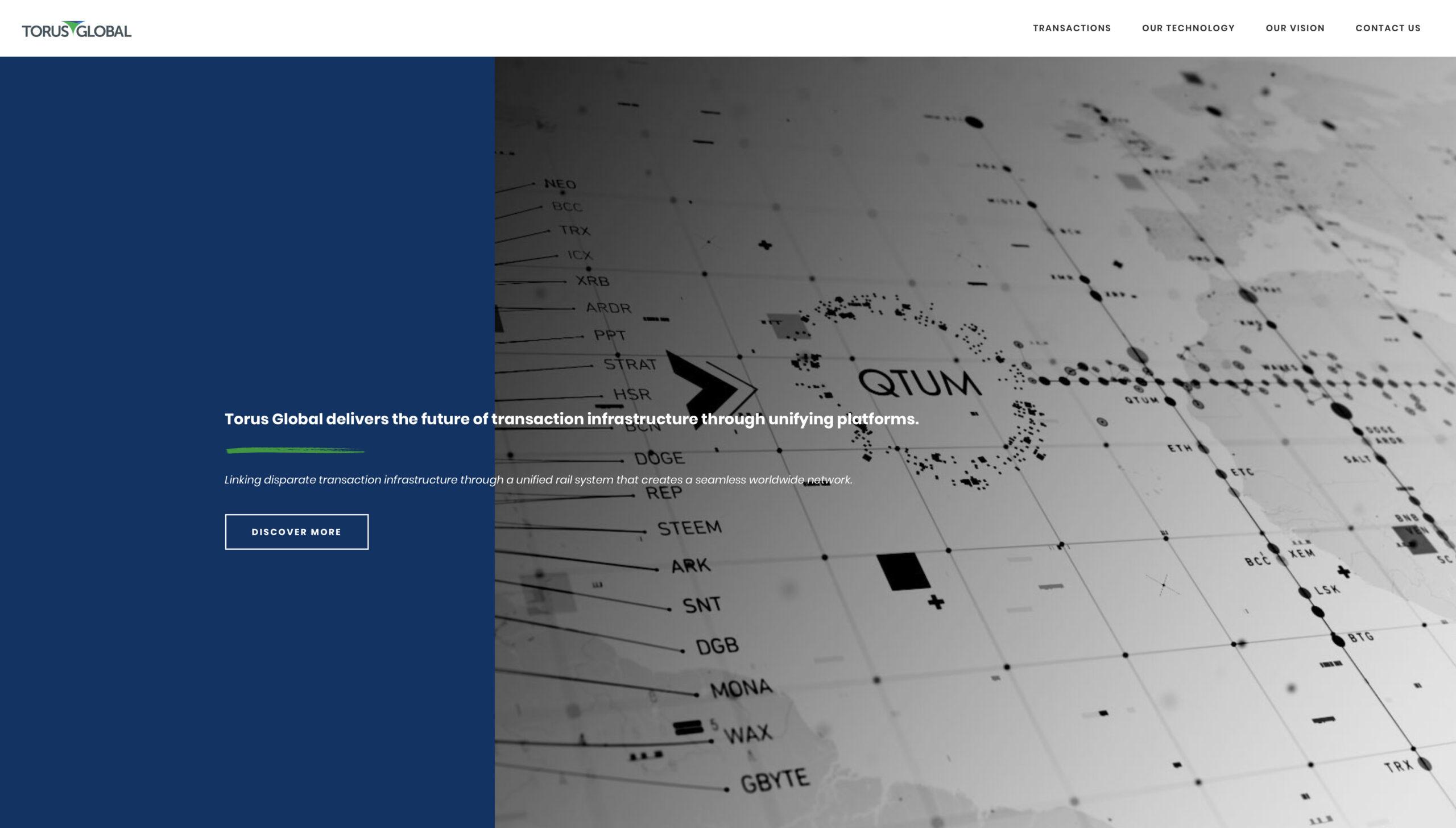 Recent Work: Torus Global